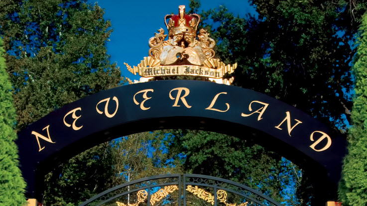 Neverland Ranch State Park