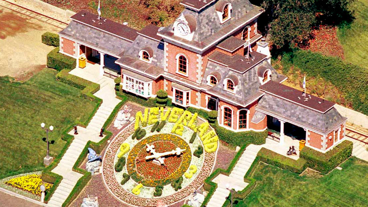 PETA Neverland Ranch Animal Sanctuary