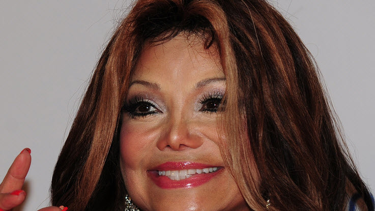 Ghost of Michael Jackson says La Toya