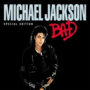 Michael Jackson Bad Special Edition Album