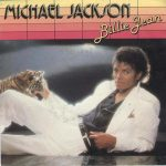 Michael Jackson Billie Jean Album Cover