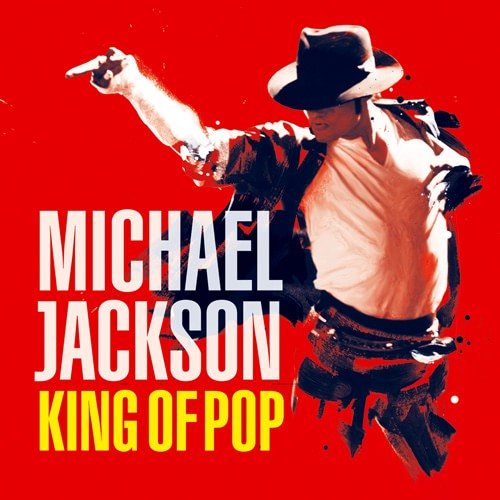Michael Jackson King of Pop UK Album