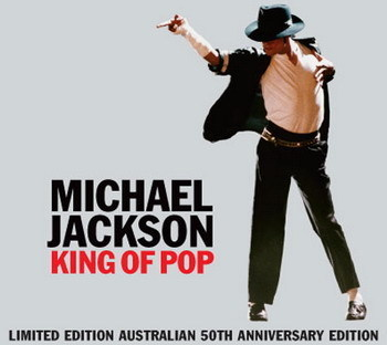 Michael Jackson King of Pop Australian Album