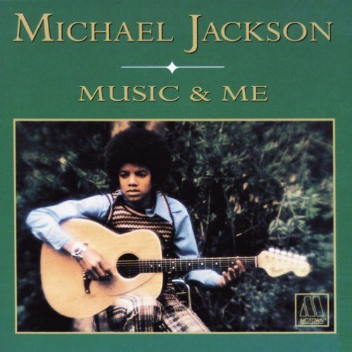 Michael Jackson Music and Me Album
