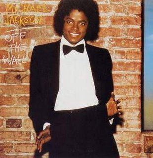 Michael Jackson Off the Wall Album