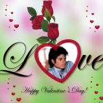 Happy Valentine's Day with MJ Love
