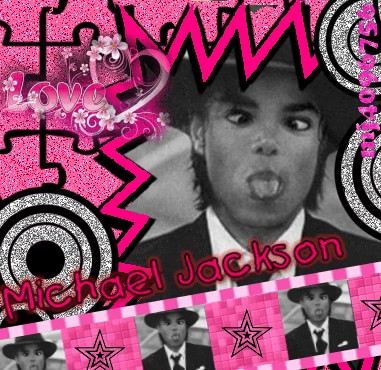 Funny Michael Jackson Valentine Day card with love