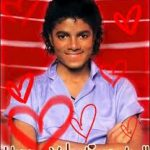 Michael Jackson Happy Valentine's Day!!