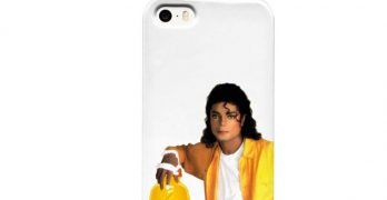 Michael Jackson Gatorade phone cover
